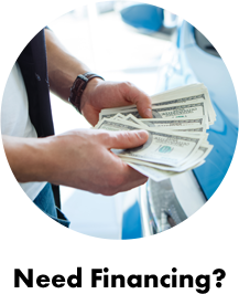 Financing for tires, wheels, and automotive repairs